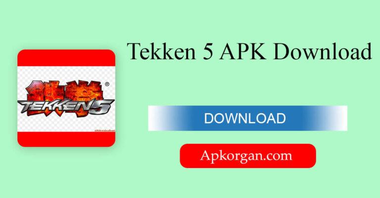 Tekken 5 APK Download