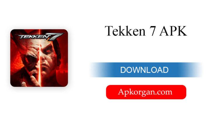 Tekken 7 APK