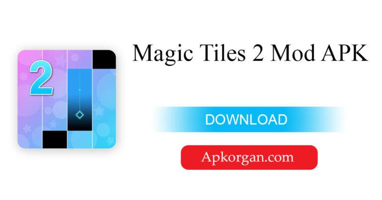 Magic Tiles 2 Mod APK